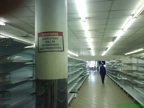 No Shoplifting