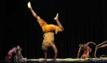 Threads - Moving Into Dance Mophatong contemporary dance (South Africa)