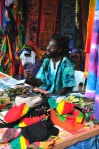 Rasta Man - arts and crafts