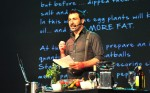 Don Pasta - culinary show with music (Italy)