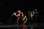 "Vuyani Dance Company - ""Blue blood"" contemporary dance (SA)"