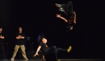 Defying gravity - Korean hip-hop