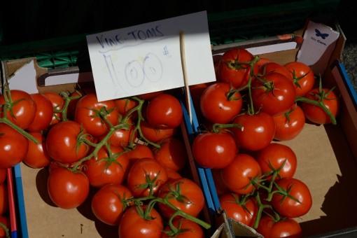 Good quality produce