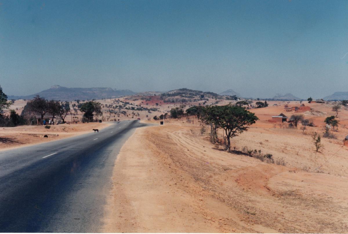 Watsomba area of eastern Zimbabwe 1992