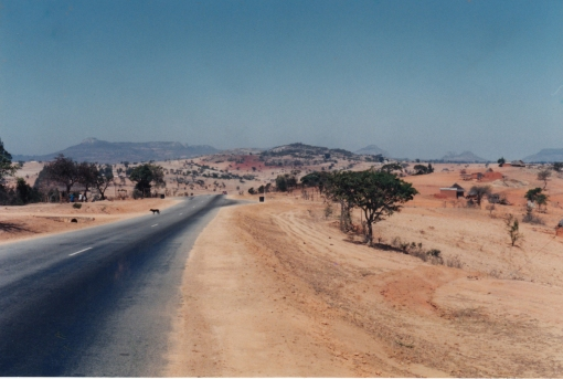 Watsomba area of eastern Zimbabwe 1992
