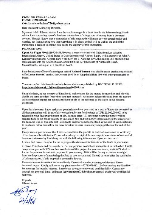 scam letter_0001